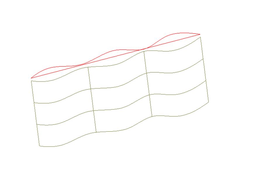 精雕关于异型曲面的文件处理及路径雕刻